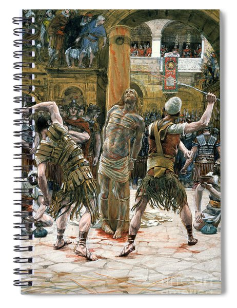 The Scourging Spiral Notebook