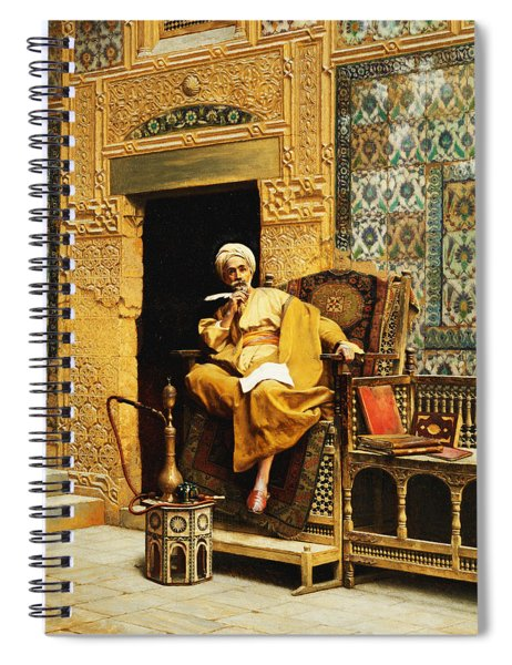 The Scribe Spiral Notebook
