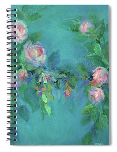 The Search For Beauty Spiral Notebook