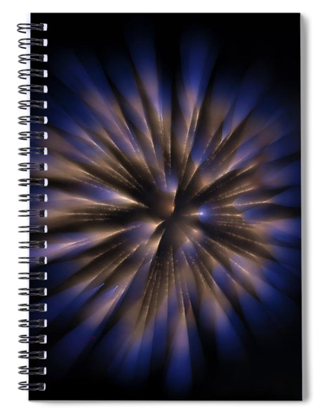 The Seed Of A New Idea Spiral Notebook
