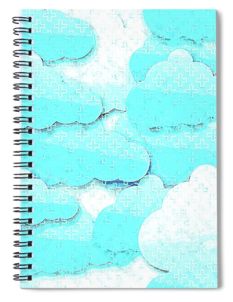 The Seventh Time Spiral Notebook