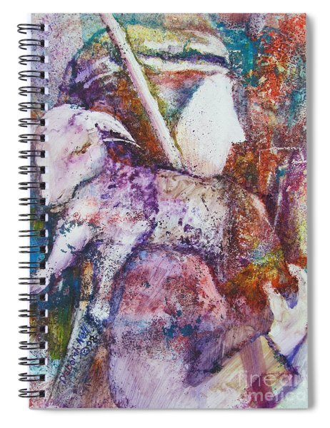 The Shepherd Spiral Notebook