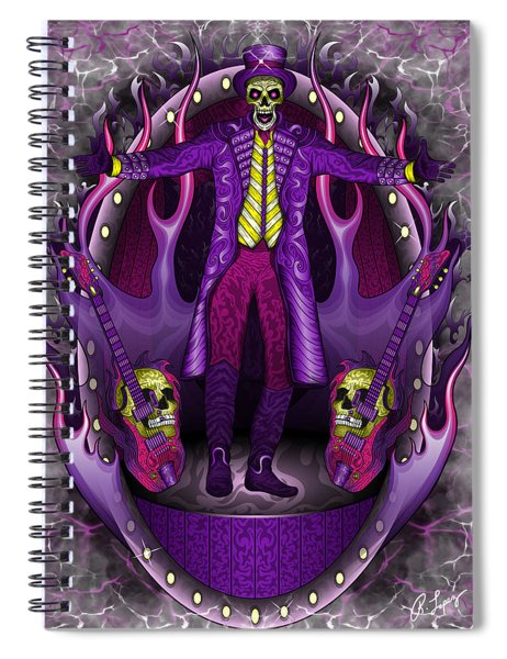 The Show Stopper Spiral Notebook