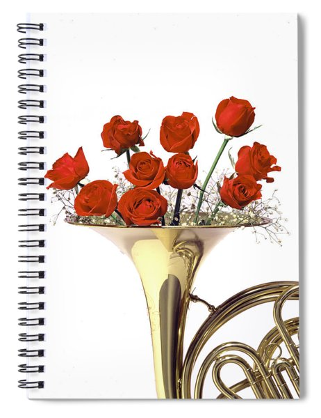 The Sight Of Music Spiral Notebook