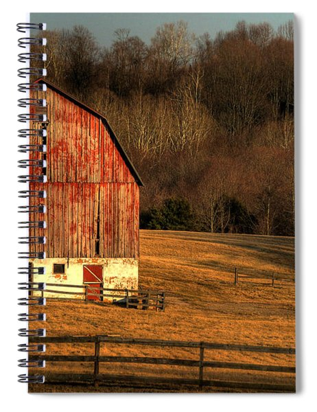 The Simple Life Spiral Notebook
