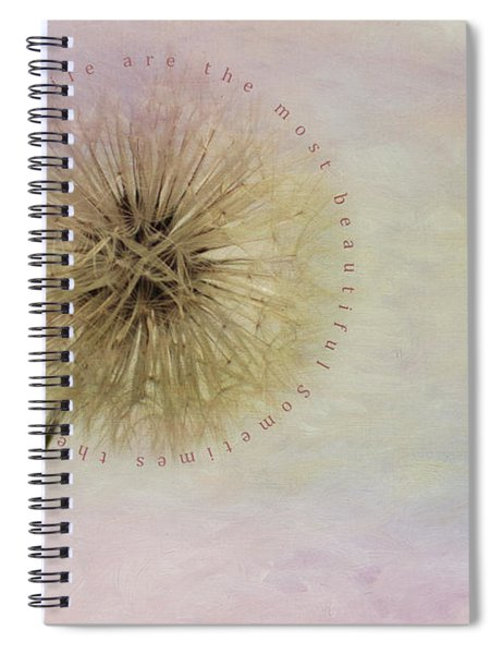 The Simplest Things Spiral Notebook