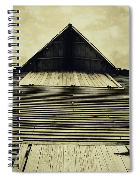 The Skys The Limit Spiral Notebook