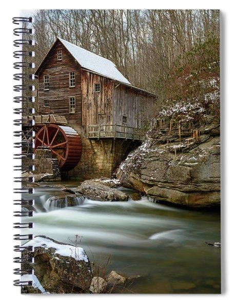 The Splendor Of West Virginia Spiral Notebook