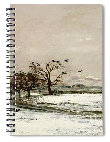 The Snow Spiral Notebook