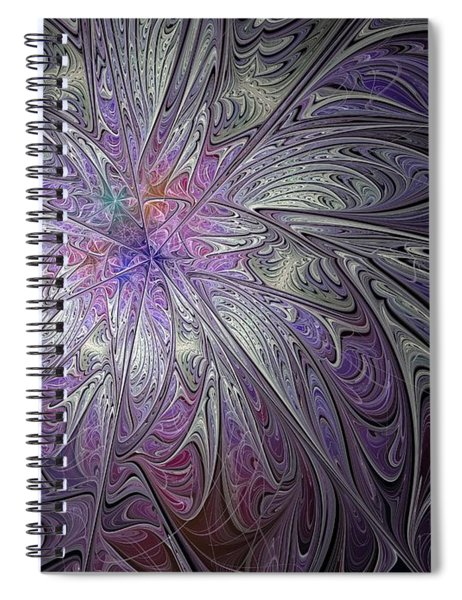 The Snow Queen Spiral Notebook