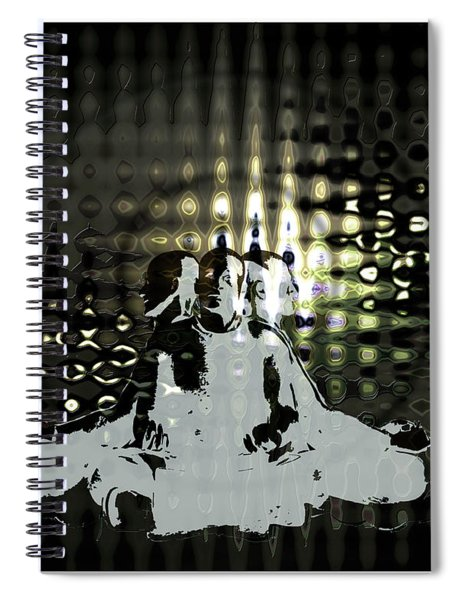 The Soul Connection Spiral Notebook