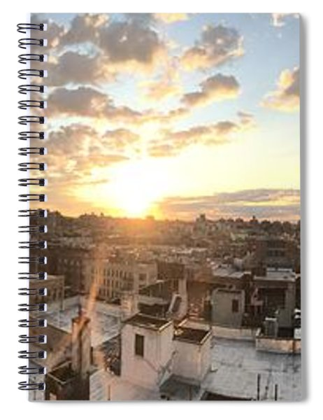 The Bronx Morning Spiral Notebook