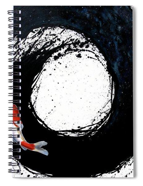 The Spiral Spiral Notebook
