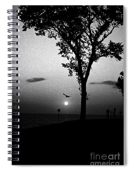The Spirit Of Life Spiral Notebook