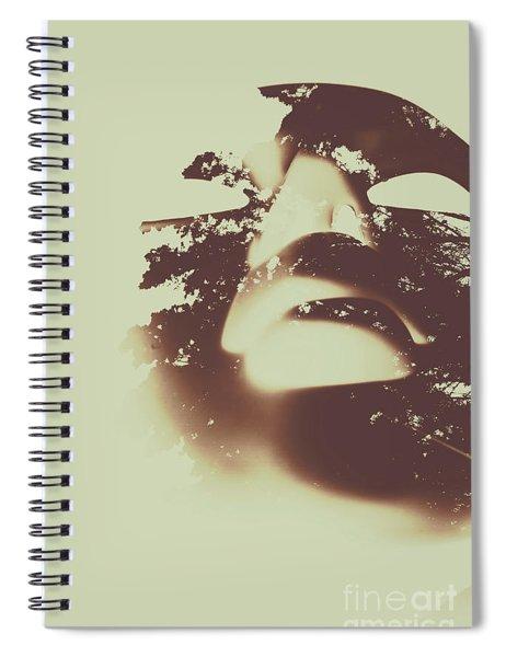The Spirit Within Spiral Notebook