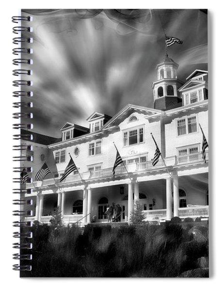 The Stanley Hotel Spiral Notebook