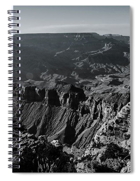 The Stark Canyon Spiral Notebook