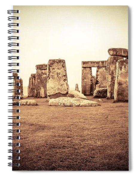 The Stones Spiral Notebook