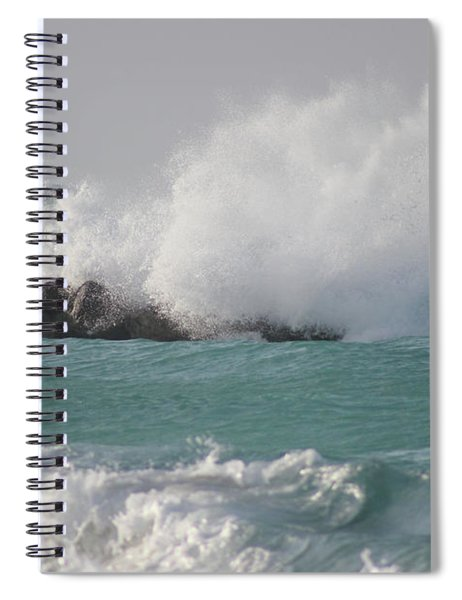The Storm In My Head Spiral Notebook