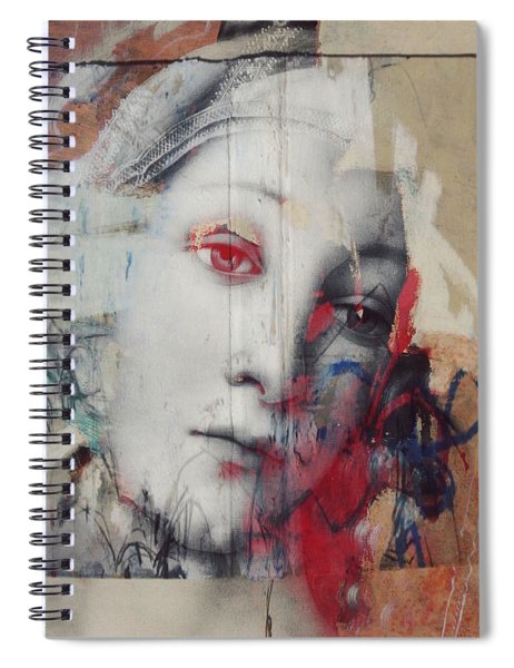 The Story In Your Eyes  Spiral Notebook