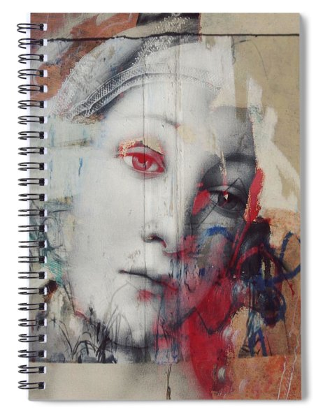 The Story Inyour Eyes  Spiral Notebook