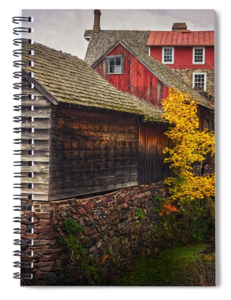 The Stover-meyers Mill Spiral Notebook