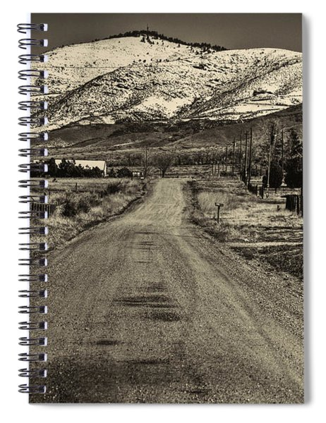 The Street Where Roo Lives Spiral Notebook