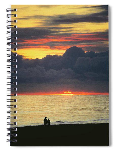 The Sundowners Spiral Notebook