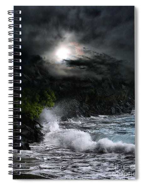 The Supreme Soul Spiral Notebook