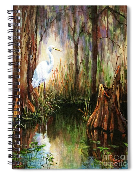 The Surveyor Spiral Notebook