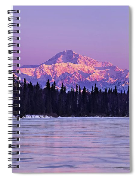 Tall One Aplenglow Spiral Notebook