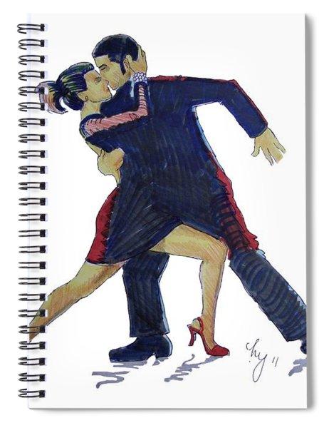 The Tango Spiral Notebook