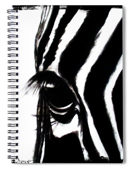 The Three Musketeers - Zebra Spiral Notebook
