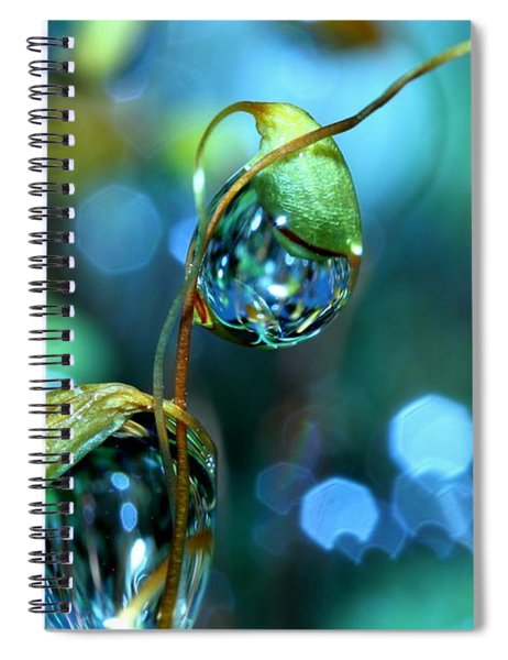 The Threesome Spiral Notebook