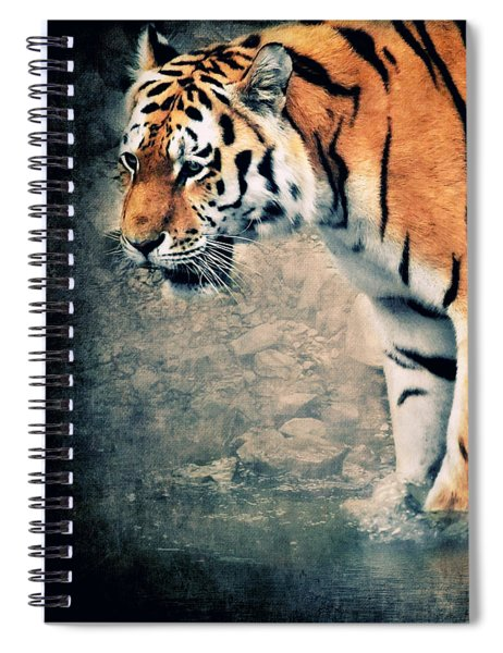 The Tiger Spiral Notebook