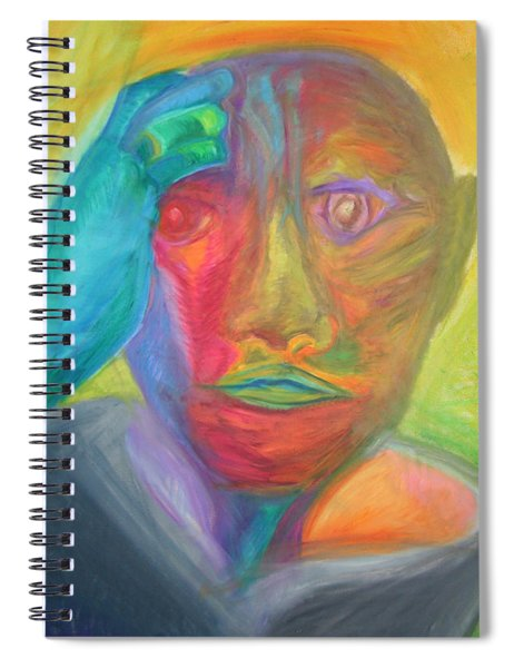 The Time Rider Spiral Notebook