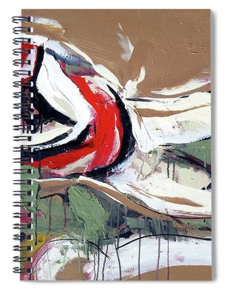 The Touchdown Spiral Notebook