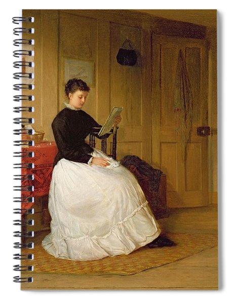 The Treasured Volume Spiral Notebook