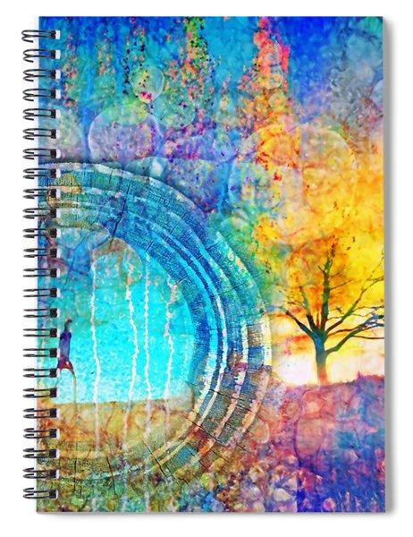 The Trek Spiral Notebook