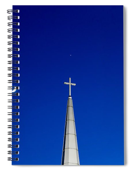 The Trinity Spiral Notebook