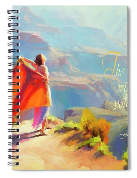 The Truth Will Set You Free Spiral Notebook