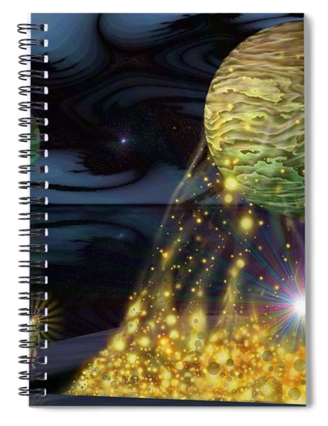 The Tutelary Guardian Spiral Notebook