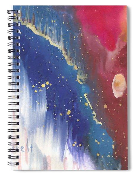 The Veil Between Spiral Notebook