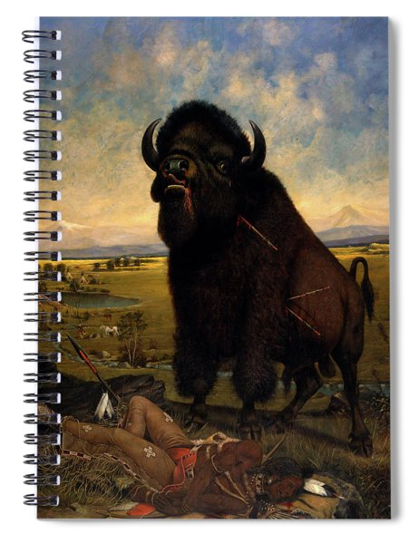 The Victor Spiral Notebook