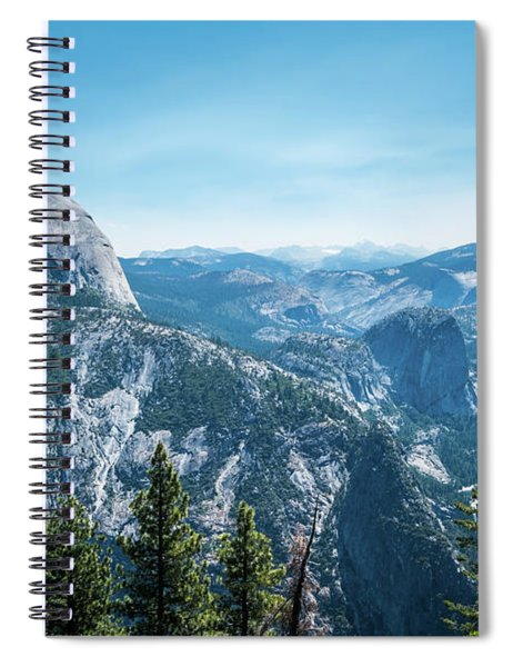 The View- Spiral Notebook