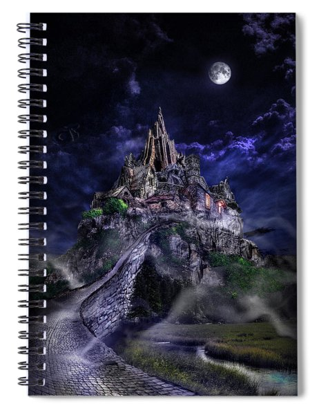 The Village Spiral Notebook
