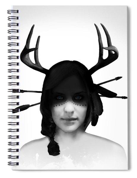 The Volva Spiral Notebook