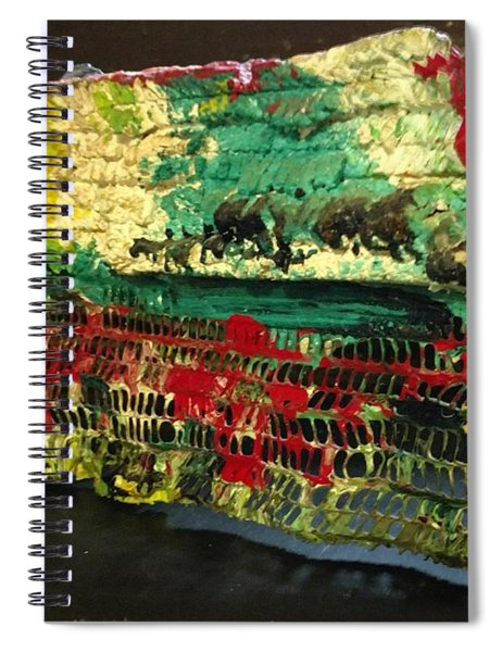The Wall Proposed Spiral Notebook