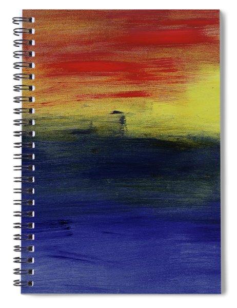 The Wanderer Spiral Notebook