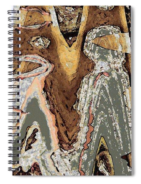 The Wanderers Spiral Notebook